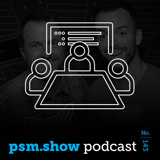 143: Ted Sive on Meetings - PSM Show